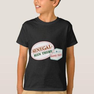 Camiseta Senegal allí hecho eso