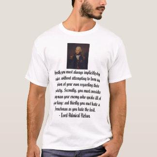 Camiseta Señor almirante Nelson