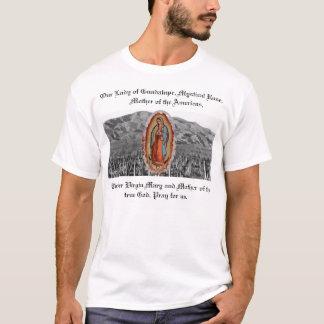 Camiseta Señora de Guadalupe Sonoran
