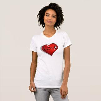 Camiseta Señora del amor y del corazón