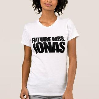 Camiseta Señora futura Jonas