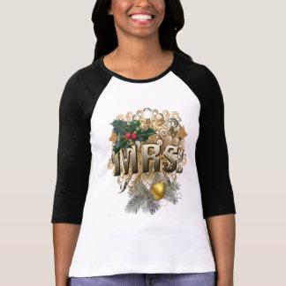 Camiseta Señora. Primer navidad