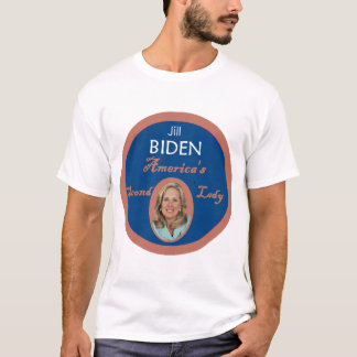 Camiseta Señora T-Shirt de Biden segundo