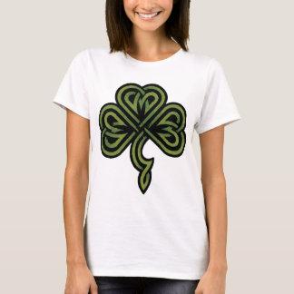 Camiseta Señoras irlandesas del trébol