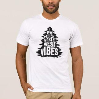 Camiseta Sensación del noroeste pacífica