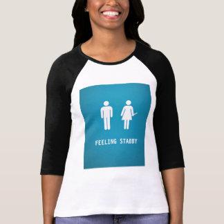 Camiseta Sensación stabby