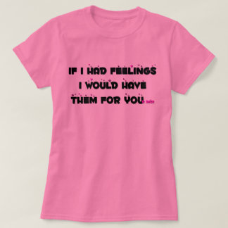 Camiseta Sensaciones para su Dick