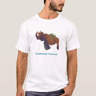 Camiseta Sentimiento Nacional Venezuela