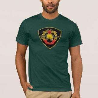 """Camiseta Separación """"Rus """" de Spetsnaz MVD del ruso"""