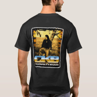 Camiseta Sepia OFICIAL T de C. KENNETT BAKER