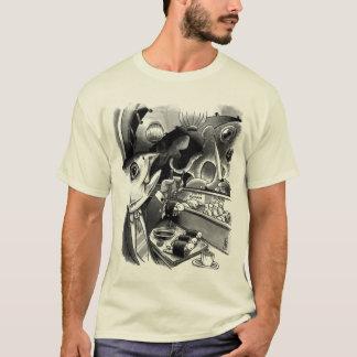 Camiseta Ser humano del sushi