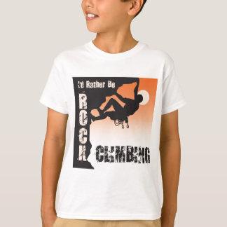 Camiseta Sería bastante escalada