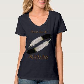 Camiseta Serie del ARAPAHO del nativo americano 'ORGULLOSO