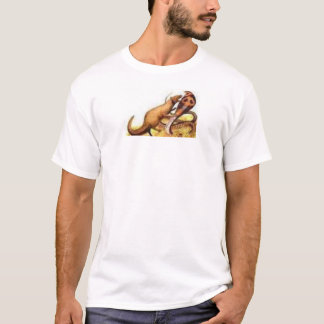Camiseta serpiente