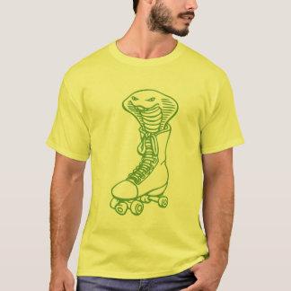 Camiseta Serpiente del rodillo