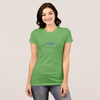 Camiseta Servicio: es cómo juego (el frente solamente)