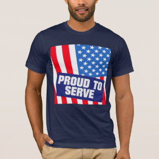 Camiseta Servicio militar de los E.E.U.U.
