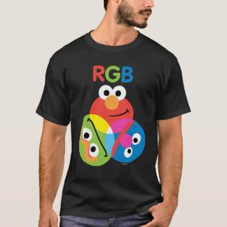 Camiseta Sesame Street del RGB