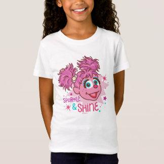 Camiseta Sesame Street el | Abby Cadabby - chispa y brillo