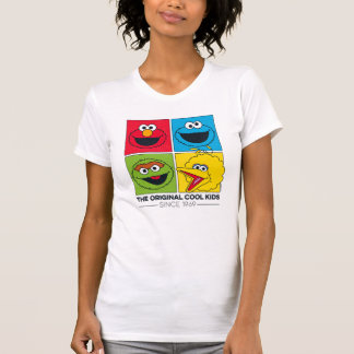Camiseta Sesame Street el | los niños frescos originales