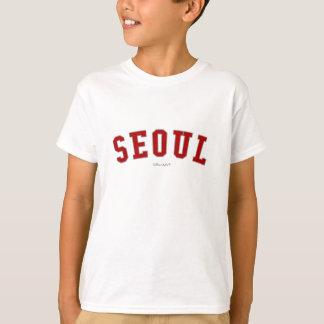 Camiseta Seul