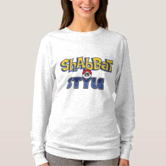 Camiseta Shabbat Style