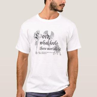Camiseta Shakespeare - el sueño de la noche de verano