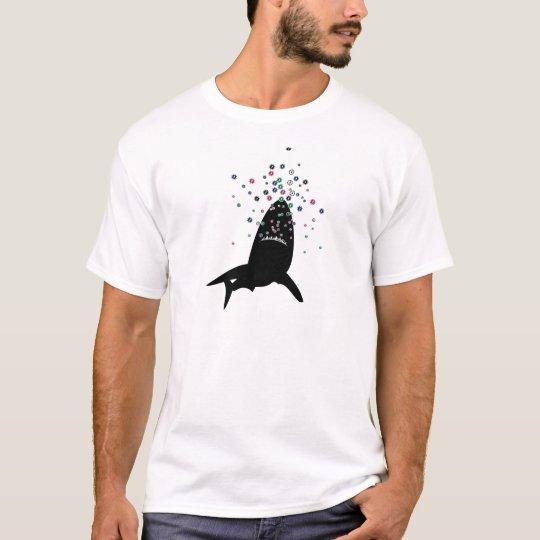 Camiseta Sharks+pecezoides