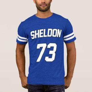 Camiseta Sheldon #73
