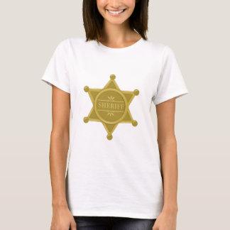 Camiseta Sheriff
