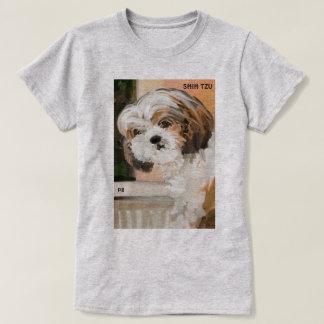 "Camiseta ""Shih mullido Tzu """