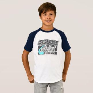 "Camiseta Shirt genial ""Sydney Skaten"" para niños"