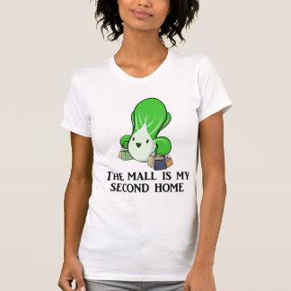 Camiseta Shopaholic Bok Choy (adulto)