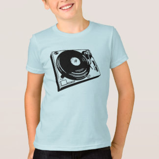 Camiseta shortys_turntable