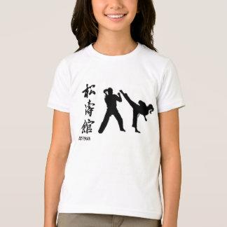 Camiseta Shotokan karate girls