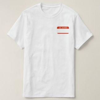 Camiseta si está perdido por favor llame mi fam del fest