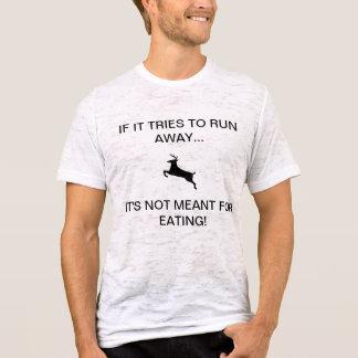 Camiseta Si intenta correr