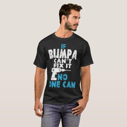 Camiseta Si puede el arreglo del canto de Bumpa él nadie