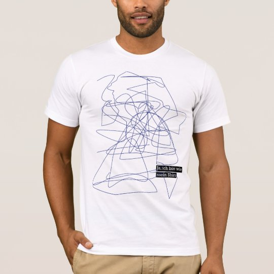 Camiseta Sí, soy como mi shirt!