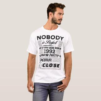 CAMISETA SI USTED NACIÓ EN 1992