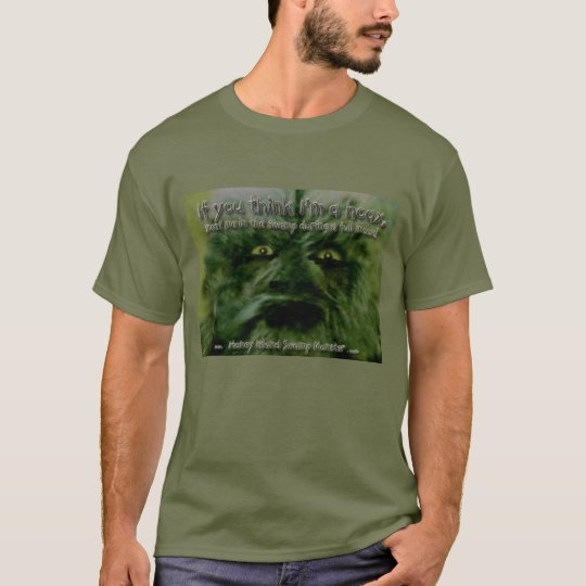 Camiseta Si usted piensa que soy broma