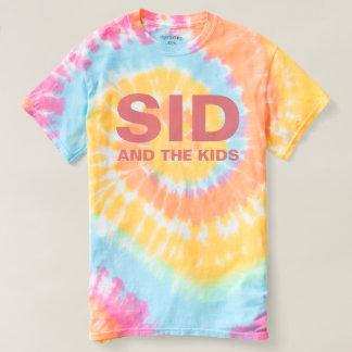 Camiseta Sid y los niños