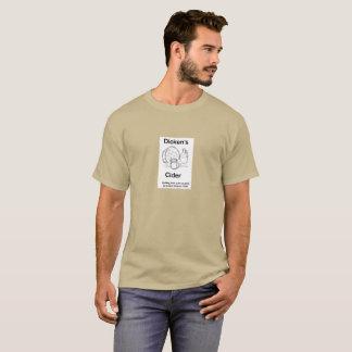 Camiseta Sidra de Dickens
