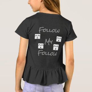 Camiseta Siga mi siguen
