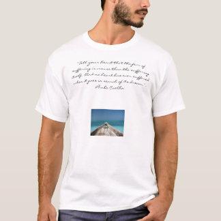 Camiseta Siga sus sueños