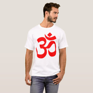 Camiseta Sign Om signo om t-shirt