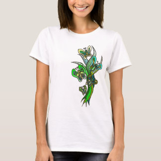 Camiseta Signifique el verde…