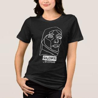 Camiseta Silencio por overgao