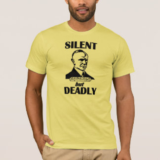 Camiseta Silencioso pero muerto