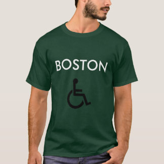 Camiseta Silla de ruedas de Paul Pierce